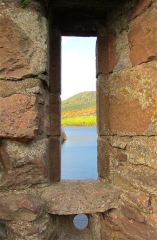 Urquhart Ruins, Loch Ness