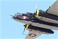 B-25 Bomber taking off