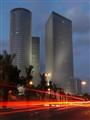 Tel Aviv in the fast lane