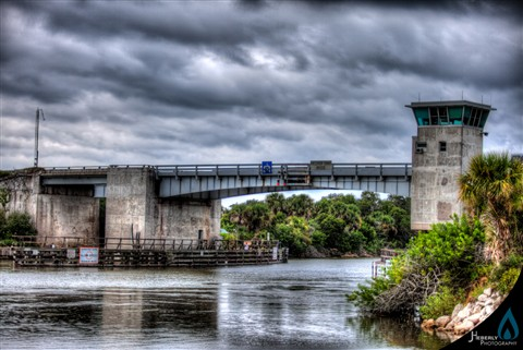 Merritt Island Draw Bridge