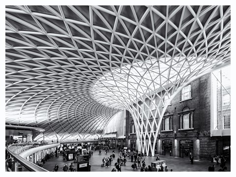 King's Cross Station - London