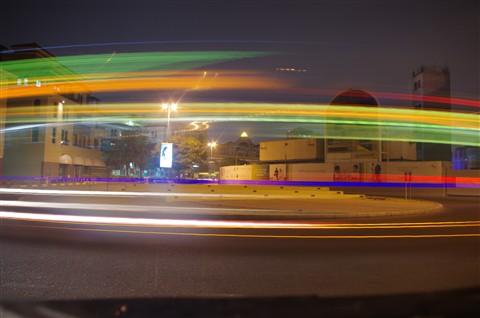 color roundabout