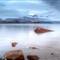 Cloudy morning Lake Wanaka