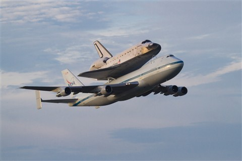 Endeavour final flight