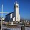 Small Country Church - Baribog Bridge, N.B. Canada