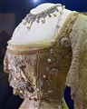 Queen Maud's coronation dress.