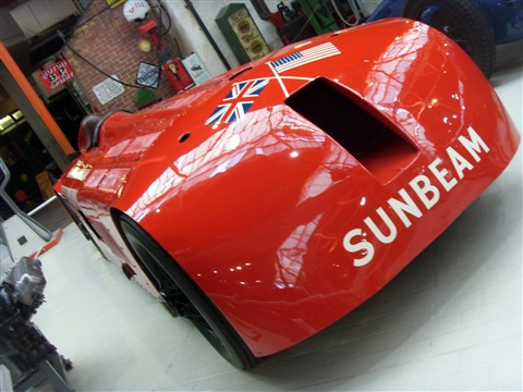 Sunbeam 100HP