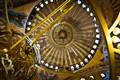 Hagia Sophia Ceiling, Istanbul