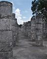 Colonnades Chichen-Itza