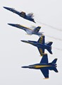Blues in formation