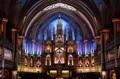 Notre-Dame Basilica : Montreal, Quebec, Canada