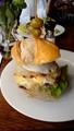 Dubbledecker burger