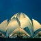 Lotus Temple @ Blue Hour