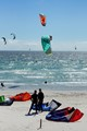 The consistency of the Cape Doctor is the main reason for windsurfers & kite surfers to come to Cape Town from all over the world. Blouberg beach catches the wind perfectly – creating the most consistent wind conditions in the world. This makes Blouberg the world's epicenter for kitesurfing from August to April