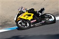 Fast female at Laguna Seca