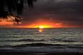 Sunset at City Beach Perth