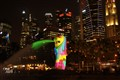 Colourful Merlion