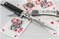GAME CARD & KNIFE