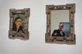 Selfie with Frida Kahlo