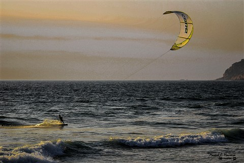 Guincho Beach - Kite Surf