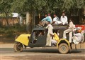 Taxi in Shekawati