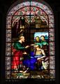 Stained Glass Window, Mdina.