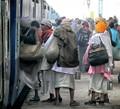 Train Station - India