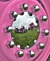 Pink Heals Reflection