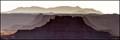 Backlit Canyonlands