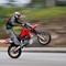 High speed Wheelie