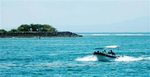 Motor Boat - Tanjung Benoa