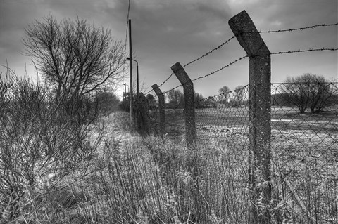 stacheldraht (barbed wire)