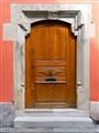 Doorway (1558), Obernai, Alsace (F)
