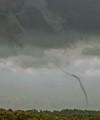 Rope tornado at Walcheren, Zeeland, Nehterlands