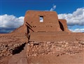 Mission Ruins at Pecos, NM