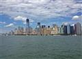 Classic New York Skyline