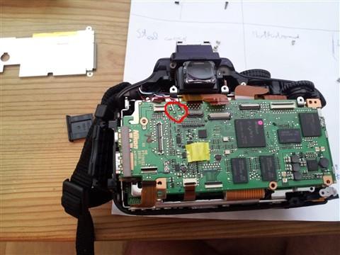 D5100 soldering