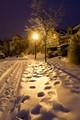 My Frozen Street