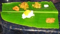Main course spread on a Banana leaf!!!