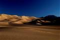 Sand Dunes Morning
