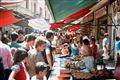 Market in Palermo