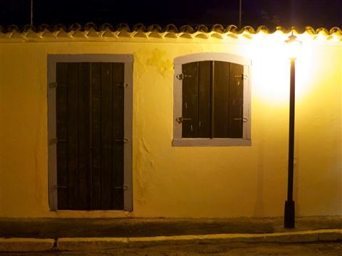 Facade nocturnal
