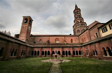 Chiaravalle Abbey Milan