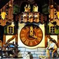 Chalet-type Cuckoo Clock