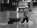 Flood in Muszyna, Poland