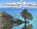 Rearranged landscape