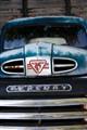 Old Mercury pickup
