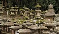 Shinto Shrine Stone Lanterns