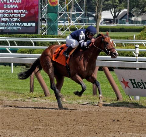 Saratoga Race Track, NY