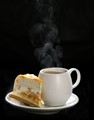 Coffee and Mango cake